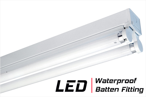 Benefits of using LED Waterproof Batten Fitting