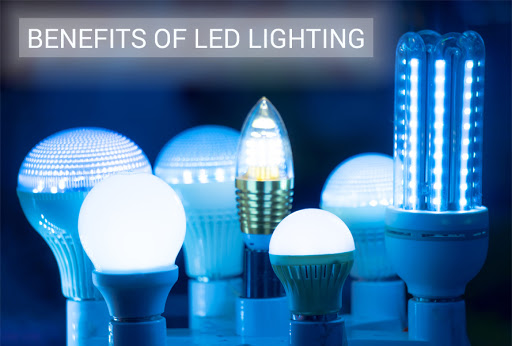 Advantages of LEDs When Compared To Traditional Lighting